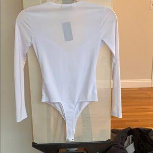 Fashion Nova Tops - Fashion Nova long sleeve bodysuit